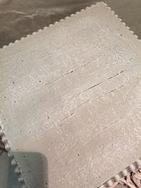 Vierkant tafeltje