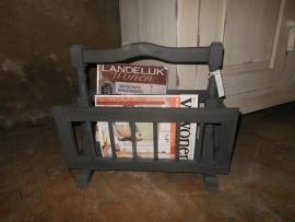 Kranten/tijdschriften bak