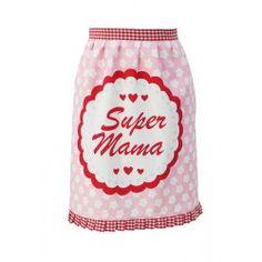 Keukenschort Super Mama