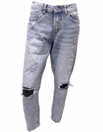 Mom jeans skyblue