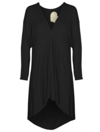 Oversized tuniek black