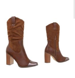 Cowboylaars tamara bruin