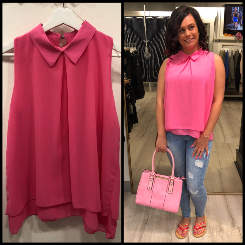 Blouse Esther neon