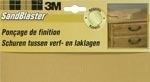 Schuurpapier 3M Sandblaster Goud pak 3 vel Assortie K-180-240-320