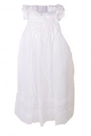 Doopjurk May Gown voor 0-6 mnd en 6-12 maanden