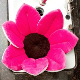 Blooming Bath babybadje Fuchsia Roze