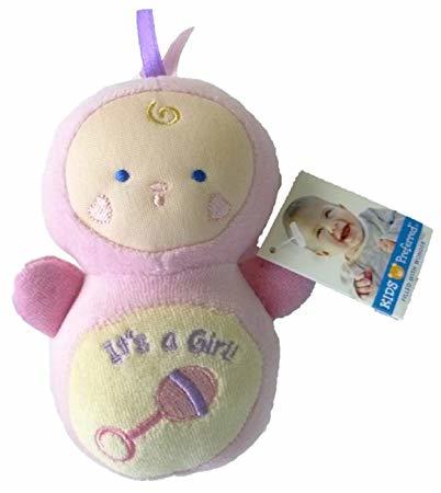 It's a girl teddy rammelaar - roze