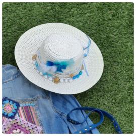 Ibiza hoed Oceaan