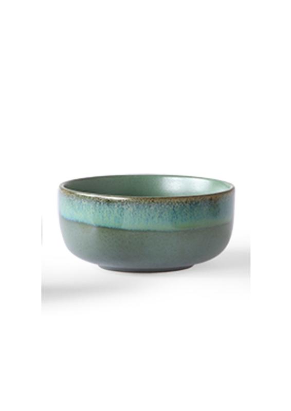 70s ceramics: dessert bowl
