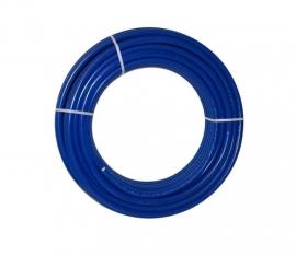 Tubipex Diameter 16 Rol 50 meter (bl) - Met 6 mm Isolatie