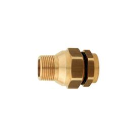 """Koppeling PLT gasleiding DN 15 - 1/2"""""""