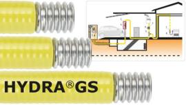 """Sanutal Hydragas PLT RVS gasbuis DN25 - 1"""" - per meter enkel bij afhaling"""