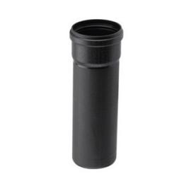 Rookgasafvoer PP 80 mm - 2 meter