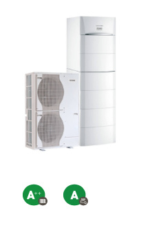 Remeha Calora TOWER Gas 15 Si Hybrid All-in-one