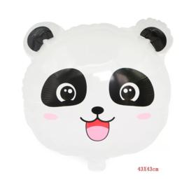 Panda Folie Ballon