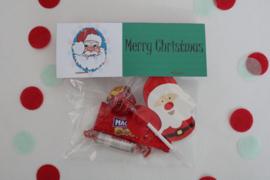 Kerstman Lolly Traktatie