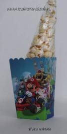Super Mario  Popcorn Traktatie