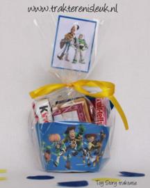 Toy Story Snoep Traktatie
