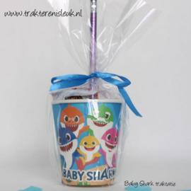 Baby Shark Traktatie Beker