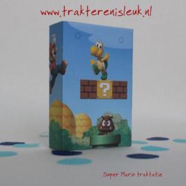 Super Mario Traktatie Tasje