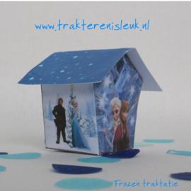 Frozen Traktatie Huisje