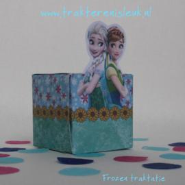 Frozen Traktatie Box