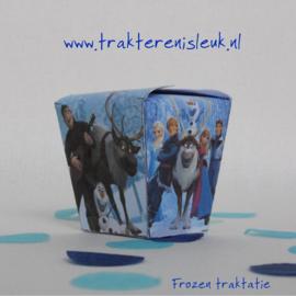 Frozen Traktatie Doosje