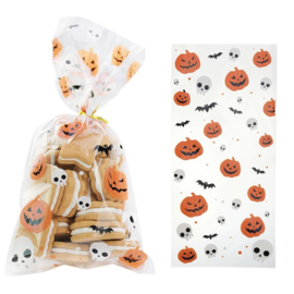 Halloween snoepzak xxl motief 2