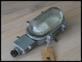 Industriële wandlamp, plafondlamp