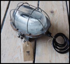 Industriële wandlamp, plafondlamp korflamp (5 beschikbaar)