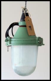 Industriële bully mooie machinegroene kleur (2 beschikbaar)