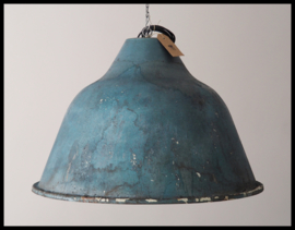 Industriële lamp, mega grote XXL fabriekslamp. zeer ruige lamp! (nog 5 beschikbaar)