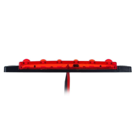 10 stuks LED contourverlichting 12v / 24v Rood