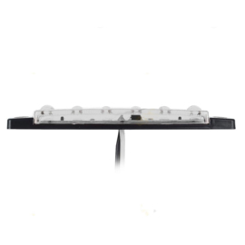10 stuks LED contourverlichting 12v / 24v Wit