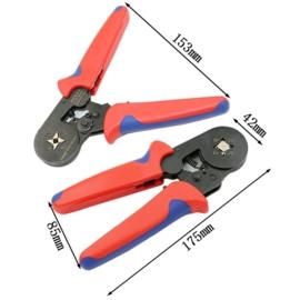 Adereindhulstang Automatische Afstelling 0.25mm - 6mm