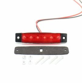 LED Contourverlichting 12V / 24V Rood