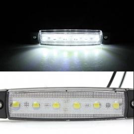 LED Contourverlichting 12V / 24V Wit