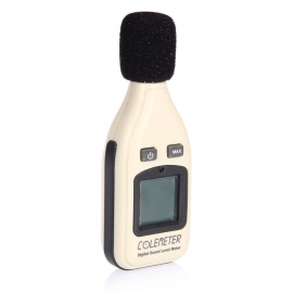 Decibelmeter 30-130 dB Geluidsmeter