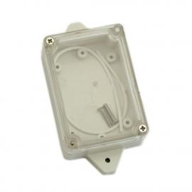 Elektronische Behuizing 85x58x33mm Transparant