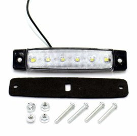 LED Contourverlichting 12V / 24V Wit