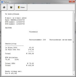 Kassa-web: de winkelkassa plugin voor uw OpenCart webshop