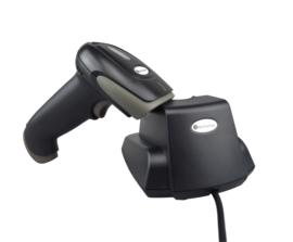 2D Barcodescanner met oplaadstation KE-6500 USB