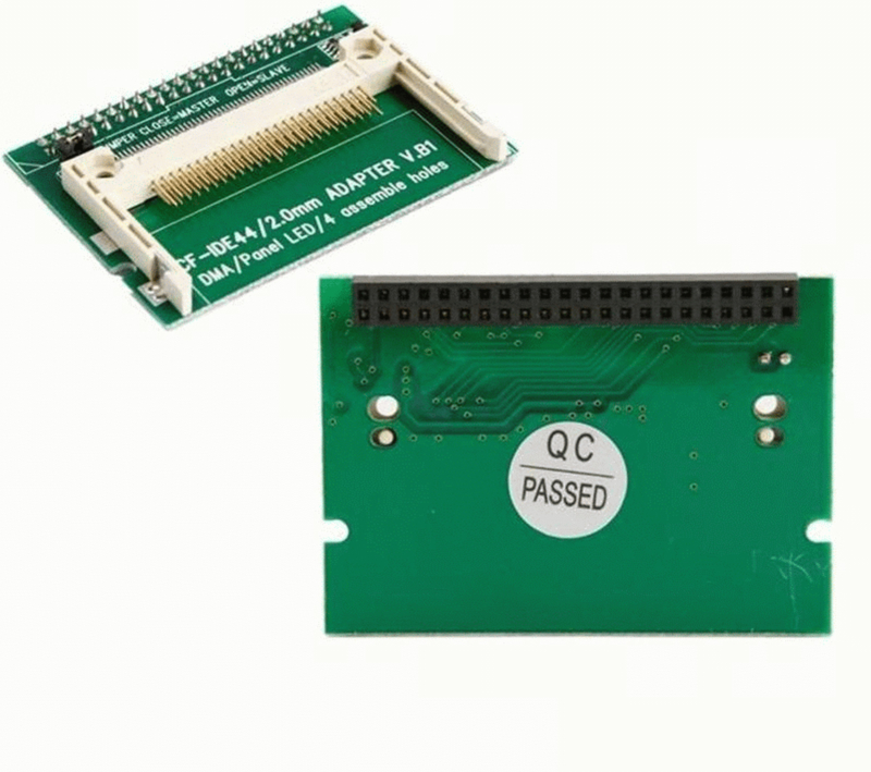 CF naar IDE 44-pin Female Adapter