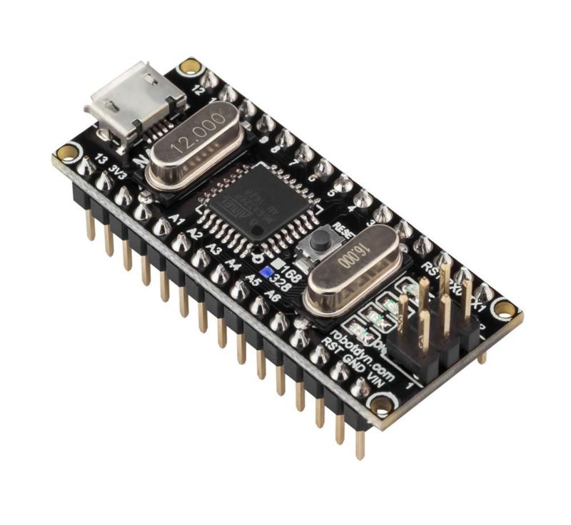 Arduino NANO V3 ATmega 328 16Mhz CH340G Compatible