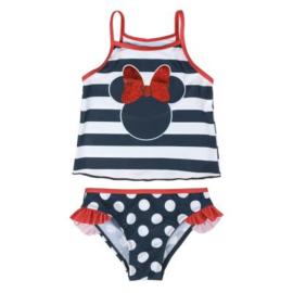 Minnie Mouse Bikini / Tankini -  2 t/m 7 jaar