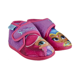 Shimmer and Shine Pantoffels Roze - Maat 23 t/m 28