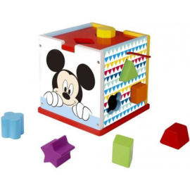 Mickey Mouse houten Vormenstoof - Disney Baby