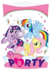 My little Pony Uitdeelzakjes - 8 stuks