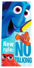 Finding Dory / Nemo Badlaken / Strandlaken - New Rule