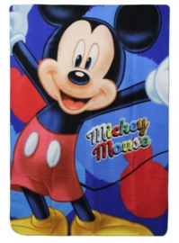 Mickey Mouse Fleece Deken